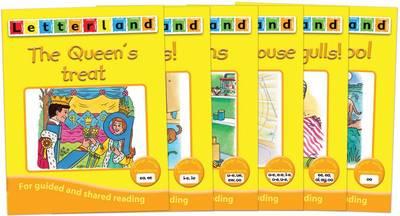 Vowel Readers Orange Series by
