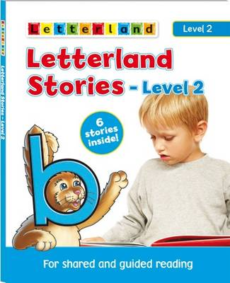 Letterland Stories Level 2 by Lyn Wendon