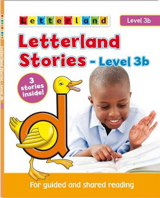 Letterland Stories by Lyn Wendon