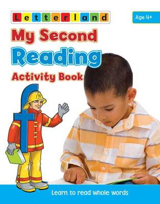 My Second Reading Activity Book Learn to Read Whole Words by Gudrun Freese, Gill Munton