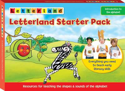 Letterland Starter Pack Essential Early Years Teaching Resources by Lyn Wendon