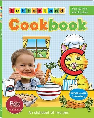 Cookbook An Alphabet of Recipes by Lisa Holt