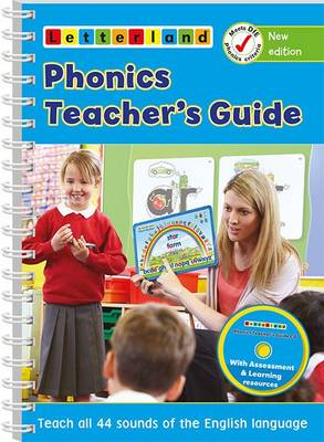 Phonics Teacher's Guide Teach All 44 Sounds of the English Language by Lyn Wendon, Stamey Carter