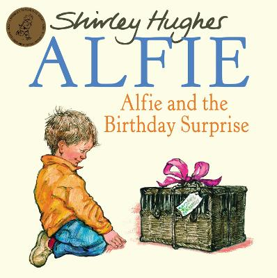 Alfie & The Birthday Surprise by Shirley Hughes