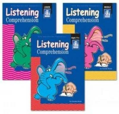 Listening Comprehension Middle by Graeme Beals