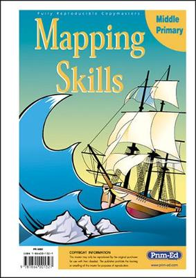 Mapping Skills 8 to 10 Years by