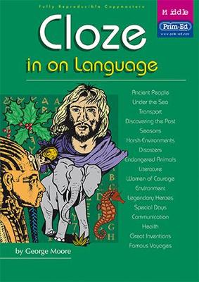 Cloze in on Language Middle by George Moore