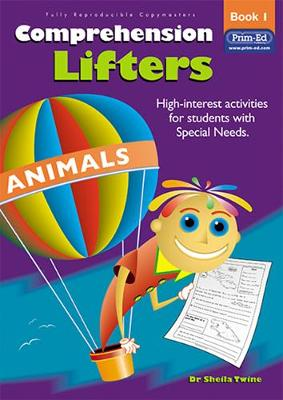 Comprehension Lifters by Sheila Twine
