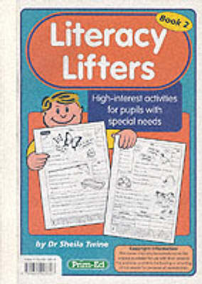 Literacy Lifters by Sheila Twine