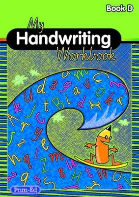 My Handwriting Workbook Book D by