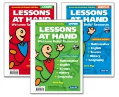 Lessons at Hand Middle Welcome Relief Resources by Kevin Rigg