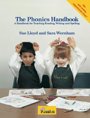 The Phonics Handbook in Precursive Letters (BE) by Sue Lloyd