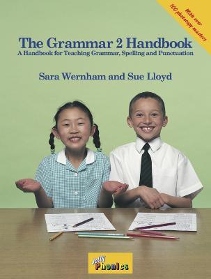 The Grammar 2 Handbook in Precursive Letters (BE) by Sara Wernham, Sue Lloyd