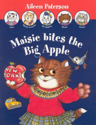 Maisie Bites the Big Apple by Aileen Paterson
