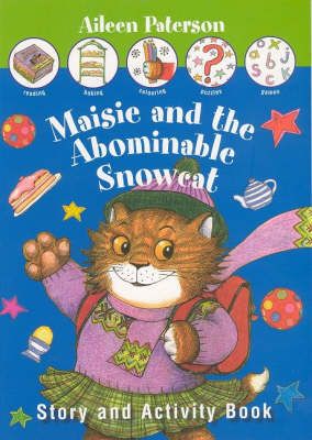 Maisie and the Abominable Snow Cat Story and Activity Book by Aileen Paterson
