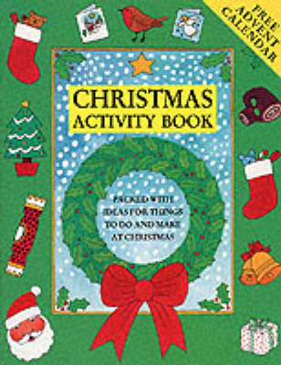 Christmas Activity Book by Catherine Bruzzone