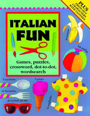 Italian Fun by Catherine Bruzzone, Lone Morton