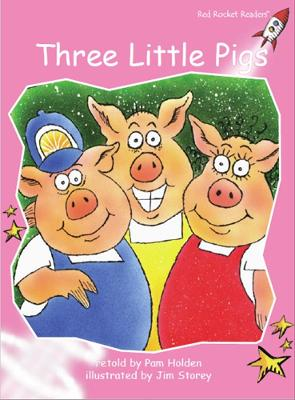 Three Little Pigs by Pam Holden