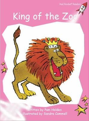 King of the Zoo by Pam Holden
