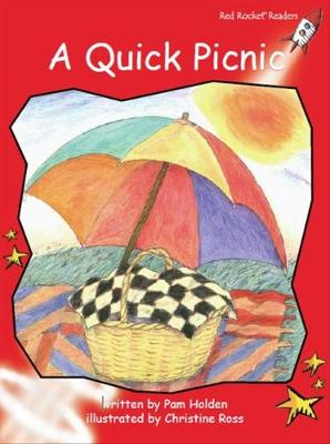 A Quick Picnic by Pam Holden