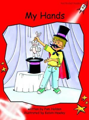 My Hands by Pam Holden
