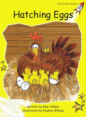 Hatching Eggs by Pam Holden