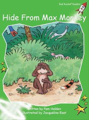 Hide from Max Monkey by Pam Holden