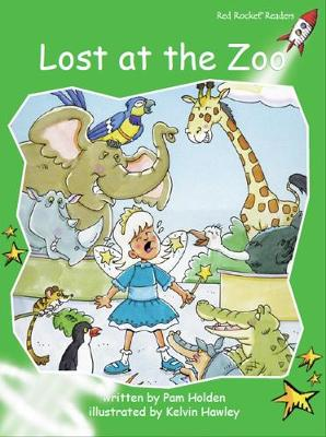Lost at the Zoo by Pam Holden