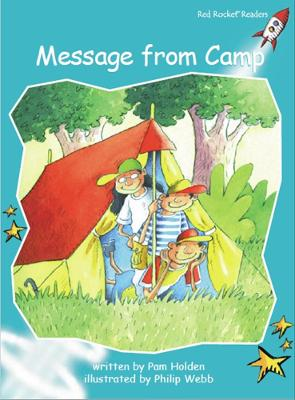 Message from Camp by Pam Holden