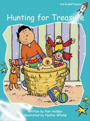 Hunting for Treasure by Pam Holden