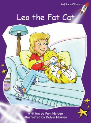 Leo the Fat Cat Standard English Edition by Pam Holden