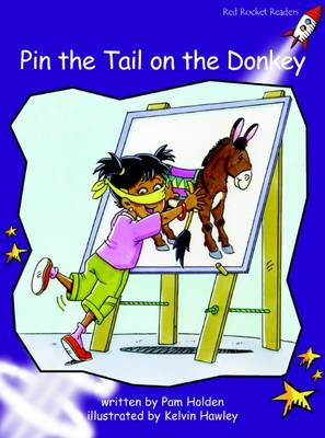 Pin the Tail on the Donkey Standard English Edition by Pam Holden