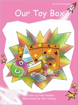 Our Toy Box by Pam Holden