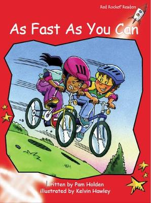 As Fast as You Can by Pam Holden