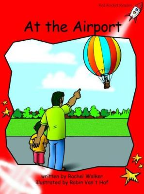 At the Airport by Pam Holden