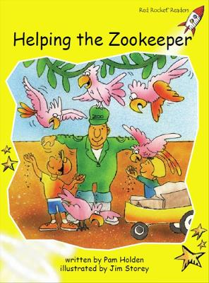 Helping the Zookeeper by Pam Holden