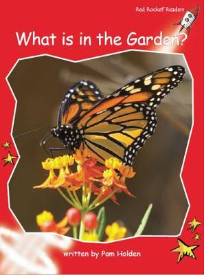 What is in the Garden? by Pam Holden