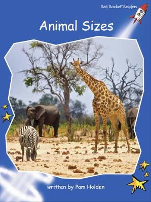 Animal Sizes by Pam Holden