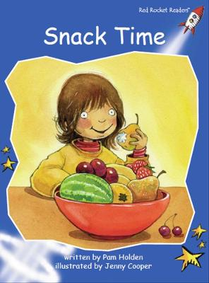 Snack Time by Pam Holden