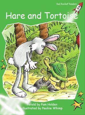 Hare and Tortoise by Pam Holden
