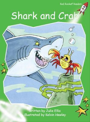 Shark and Crab by Julie Ellis