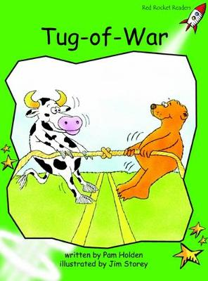 Tug-Of-War by Pam Holden