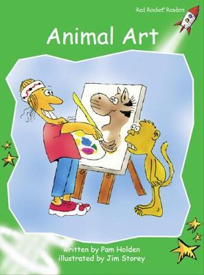 Animal Art by Pam Holden