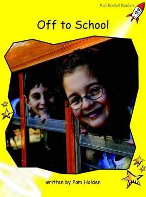 Off to School by Pam Holden
