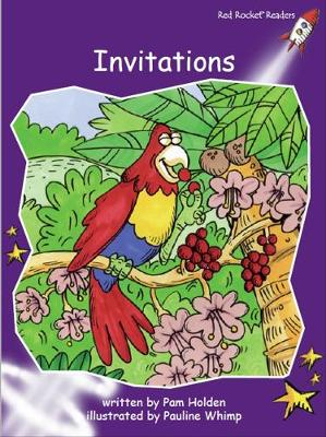 Invitations by Pam Holden