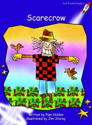 Scarecrow by Pam Holden