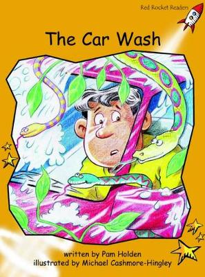 The Car Wash by Pam Holden