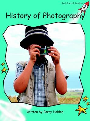 History of Photography Standard English Edition by Barry Holden