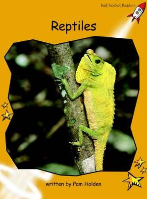 Reptiles by Pam Holden