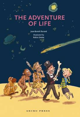 The Adventure of Life Step-By-Step by Jean-Benoit Durand